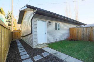Photo 30: 10724 72 Avenue in Edmonton: Zone 15 House Half Duplex for sale : MLS®# E4156431