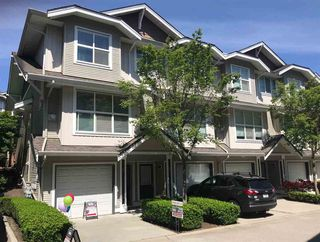 """Photo 1: 61 20460 66 Avenue in Langley: Willoughby Heights Townhouse for sale in """"WILLOW EDGE"""" : MLS®# R2370198"""