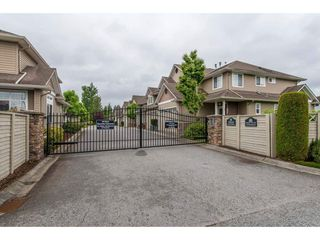 "Photo 20: 17 32849 EGGLESTONE Avenue in Mission: Mission BC Townhouse for sale in ""Cedar Valley Townhomes"" : MLS®# R2373448"