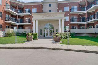 Photo 1: 111 260 STURGEON Road: St. Albert Condo for sale : MLS®# E4159229