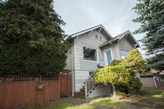 Photo 1: 225 N GILMORE Avenue in Burnaby: Vancouver Heights House for sale (Burnaby North)  : MLS®# R2377208