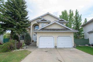 Photo 1: 322 WEBER Way in Edmonton: Zone 20 House for sale : MLS®# E4161775