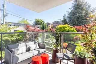 "Photo 17: 206 1333 W 11TH Avenue in Vancouver: Fairview VW Condo for sale in ""SAKURA"" (Vancouver West)  : MLS®# R2384015"
