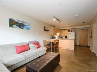Photo 4: 101 90 Regatta Landing in VICTORIA: VW Victoria West Condo Apartment for sale (Victoria West)  : MLS®# 412921