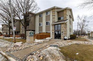 Photo 1: 211 474 Beliveau Road in Winnipeg: Condominium for sale (2D)  : MLS®# 1918625