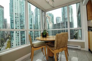 Photo 6: 1807 1328 W PENDER Street in Vancouver: Coal Harbour Condo for sale (Vancouver West)  : MLS®# R2410022