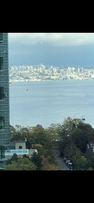 Photo 2: 1807 1328 W PENDER Street in Vancouver: Coal Harbour Condo for sale (Vancouver West)  : MLS®# R2410022