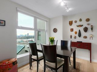 "Photo 5: A601 431 PACIFIC Street in Vancouver: Yaletown Condo for sale in ""Pacific Point"" (Vancouver West)  : MLS®# R2435432"