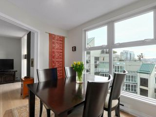 "Photo 6: A601 431 PACIFIC Street in Vancouver: Yaletown Condo for sale in ""Pacific Point"" (Vancouver West)  : MLS®# R2435432"