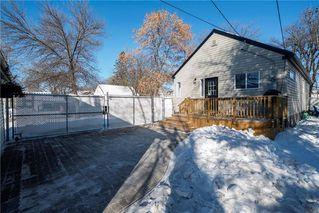 Photo 23: 400 Melrose Avenue East in Winnipeg: East Transcona Residential for sale (3M)  : MLS®# 202003722