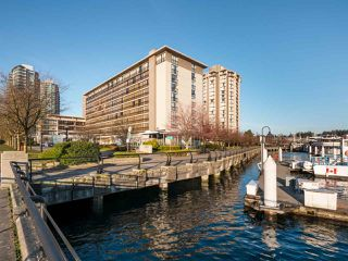 "Photo 14: 511 1333 W GEORGIA Street in Vancouver: Coal Harbour Condo for sale in ""Qube"" (Vancouver West)  : MLS®# R2439175"
