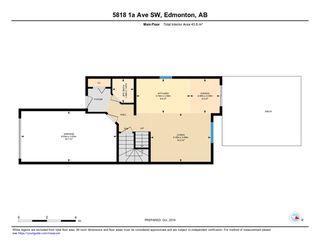 Photo 33: 5818 1A Avenue in Edmonton: Zone 53 House Half Duplex for sale : MLS®# E4195933