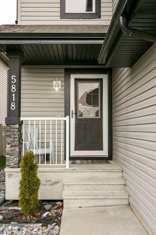 Photo 3: 5818 1A Avenue in Edmonton: Zone 53 House Half Duplex for sale : MLS®# E4195933