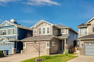 Photo 1: 78 AUBURN CREST Way SE in Calgary: Auburn Bay Detached for sale : MLS®# A1023037