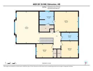 Photo 32: 4620 201 Street NW in Edmonton: Zone 58 House for sale : MLS®# E4216770