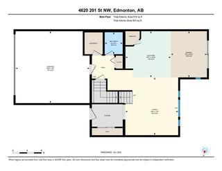 Photo 31: 4620 201 Street NW in Edmonton: Zone 58 House for sale : MLS®# E4216770