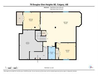 Photo 50: 76 Douglas Glen Heights SE in Calgary: Douglasdale/Glen Detached for sale : MLS®# A1042549