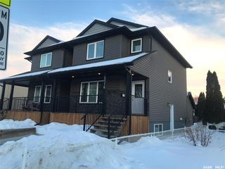 Main Photo: 1516 Edward Avenue in Saskatoon: North Park Residential for sale : MLS®# SK839137