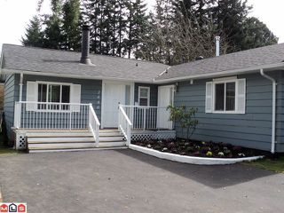Photo 1: 2444 156TH Street in Surrey: King George Corridor House for sale (South Surrey White Rock)  : MLS®# F1108149