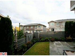 Photo 7: 132 2729 158TH Street in Surrey: Grandview Surrey Townhouse for sale (South Surrey White Rock)  : MLS®# F1126543