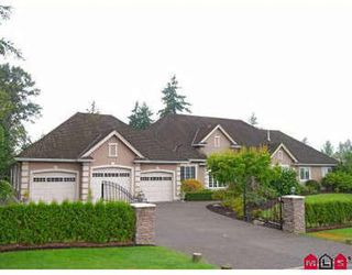 Photo 1: 2621 166A ST in Surrey: House for sale (Grandview)  : MLS®# F2617835