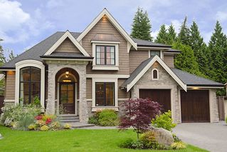 Photo 1: 3602 Loraine Avenue in North Vancouver: Capilano Highlands House for sale : MLS®# V922588