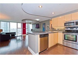 Photo 1: 2005 1009 EXPO Boulevard in Vancouver: Yaletown Condo for sale (Vancouver West)  : MLS®# V957571
