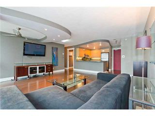 Photo 2: 2005 1009 EXPO Boulevard in Vancouver: Yaletown Condo for sale (Vancouver West)  : MLS®# V957571
