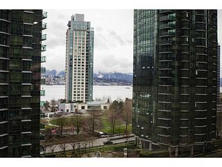 Photo 3: 505 1333 W GEORGIA Street in Vancouver: Coal Harbour Condo for sale (Vancouver West)  : MLS®# V996580