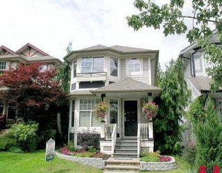 """Photo 1: 8767 206TH ST in Langley: Walnut Grove House for sale in """"Discovery Towne"""" : MLS®# F2515263"""
