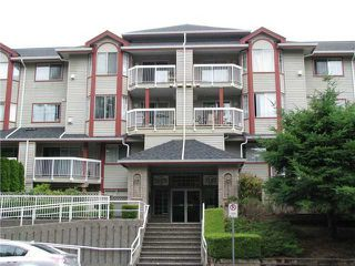 "Photo 1: 308 1215 PACIFIC Street in Coquitlam: North Coquitlam Condo for sale in ""PACIFIC PLACE"" : MLS®# V1041446"