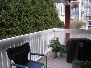 "Photo 10: 308 1215 PACIFIC Street in Coquitlam: North Coquitlam Condo for sale in ""PACIFIC PLACE"" : MLS®# V1041446"
