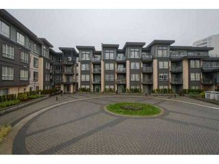 "Photo 1: 312 225 FRANCIS Way in New Westminster: Fraserview NW Condo for sale in ""The Whittaker at Victoria Hill"" : MLS®# V1044476"