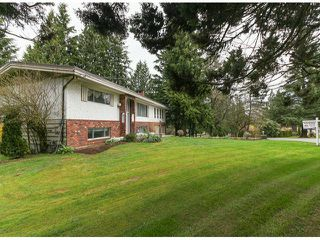 Photo 2: 30281 MERRYFIELD Avenue in Abbotsford: Bradner House for sale : MLS®# F1408278