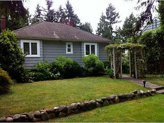 Photo 1: 1001 W 19TH Street in North Vancouver: Pemberton Heights House for sale : MLS®# V1071936
