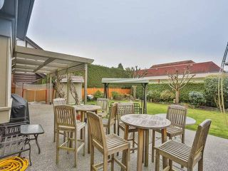 Photo 14: 4660 MAHOOD Drive in Richmond: Boyd Park House for sale : MLS®# V1105883