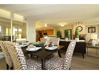 "Photo 2: 506 120 MILROSS Avenue in Vancouver: Mount Pleasant VE Condo for sale in ""Brighton"" (Vancouver East)  : MLS®# V1106879"