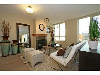 "Photo 3: 506 120 MILROSS Avenue in Vancouver: Mount Pleasant VE Condo for sale in ""Brighton"" (Vancouver East)  : MLS®# V1106879"
