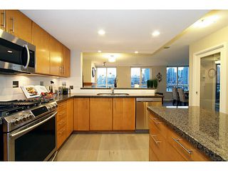 "Photo 11: 506 120 MILROSS Avenue in Vancouver: Mount Pleasant VE Condo for sale in ""Brighton"" (Vancouver East)  : MLS®# V1106879"
