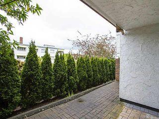"Photo 16: 109 2450 CORNWALL Avenue in Vancouver: Kitsilano Condo for sale in ""The Ocean's Door"" (Vancouver West)  : MLS®# V1119389"