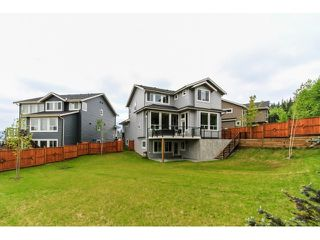 "Photo 2: 1513 SHORE VIEW Place in Coquitlam: Burke Mountain House for sale in ""PARTINGTON"" : MLS®# V1122708"