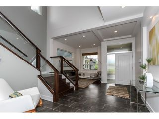 "Photo 3: 1513 SHORE VIEW Place in Coquitlam: Burke Mountain House for sale in ""PARTINGTON"" : MLS®# V1122708"