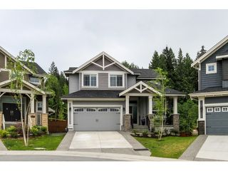 "Photo 1: 1513 SHORE VIEW Place in Coquitlam: Burke Mountain House for sale in ""PARTINGTON"" : MLS®# V1122708"
