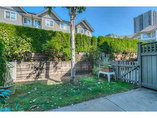 """Photo 17: 146 9133 GOVERNMENT Street in Burnaby: Government Road Townhouse for sale in """"TERRAMOR"""" (Burnaby North)  : MLS®# V1139723"""
