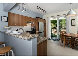 """Photo 3: 146 9133 GOVERNMENT Street in Burnaby: Government Road Townhouse for sale in """"TERRAMOR"""" (Burnaby North)  : MLS®# V1139723"""