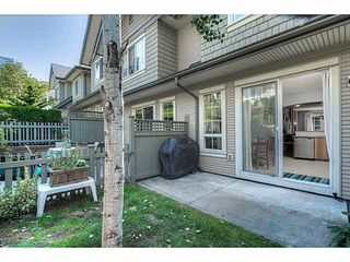 """Photo 18: 146 9133 GOVERNMENT Street in Burnaby: Government Road Townhouse for sale in """"TERRAMOR"""" (Burnaby North)  : MLS®# V1139723"""