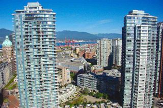 "Photo 3: 2501 131 REGIMENT Square in Vancouver: Downtown VW Condo for sale in ""SPECTRUM"" (Vancouver West)  : MLS®# R2005459"
