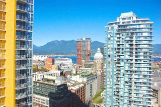"Photo 2: 2501 131 REGIMENT Square in Vancouver: Downtown VW Condo for sale in ""SPECTRUM"" (Vancouver West)  : MLS®# R2005459"