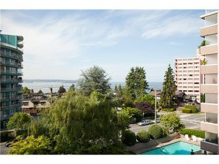 Photo 4: 503 2167 BELLEVUE Ave in West Vancouver: Dundarave Home for sale ()  : MLS®# V1124621