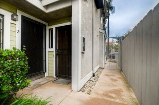 Photo 3: HILLCREST Townhome for sale : 2 bedrooms : 1222 Essex Street #2 in San Diego